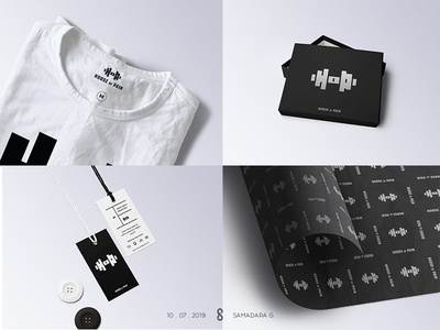 HOP Brand Identity Part 2