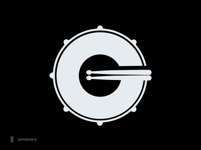 Logo mark for a music education center