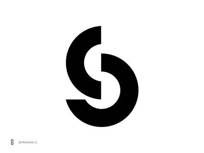 C and 9 Monogram advertise manage event typography simple letter mark logo monogram c9 9 c