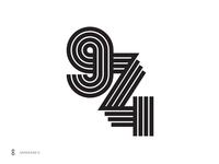 974 monogram