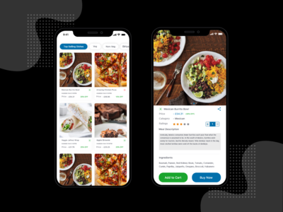 Food App project