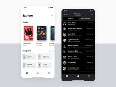 Mobile UI Kit kit app iphone ux mobile ios ui design