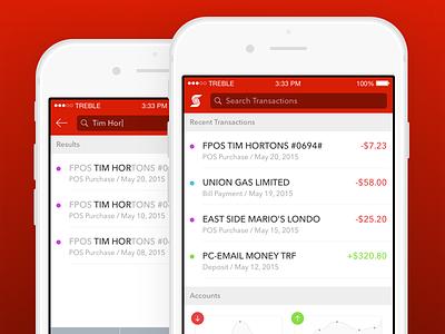Scotiabank Redesign redesign bank scotiabank app mobile design ui ios
