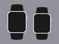 Simple Apple Watch for Sketch