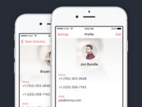Passport iOS Profiles