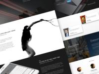 Superhuman.com redesign