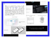ryanw.co 2018 Portfolio