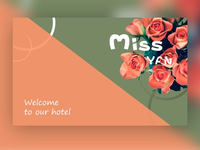 welcome to our hotel