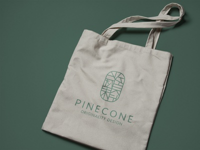 [PineCone Original Design Studio]LOGO desgin