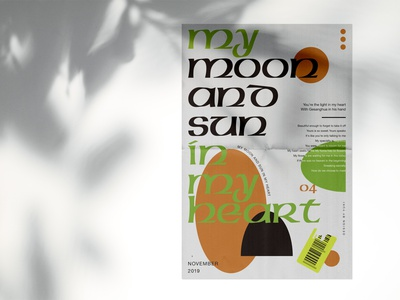 2019 Poster desgin by Yuki illustration poster design