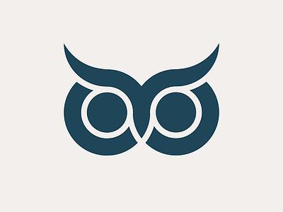 Minimal Owl bird owl branding minimal icon logodesign logo