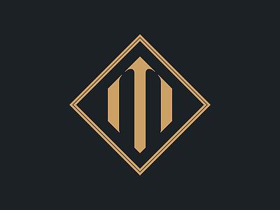 Logo for Mendel minimal corporate design typography clean branding icon design logodesign logo