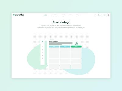 Sunday Design Challenge ui design clean webdesigner designchallenge saas startup adobexd design screendesign minimal ux ui uidesign webdesign