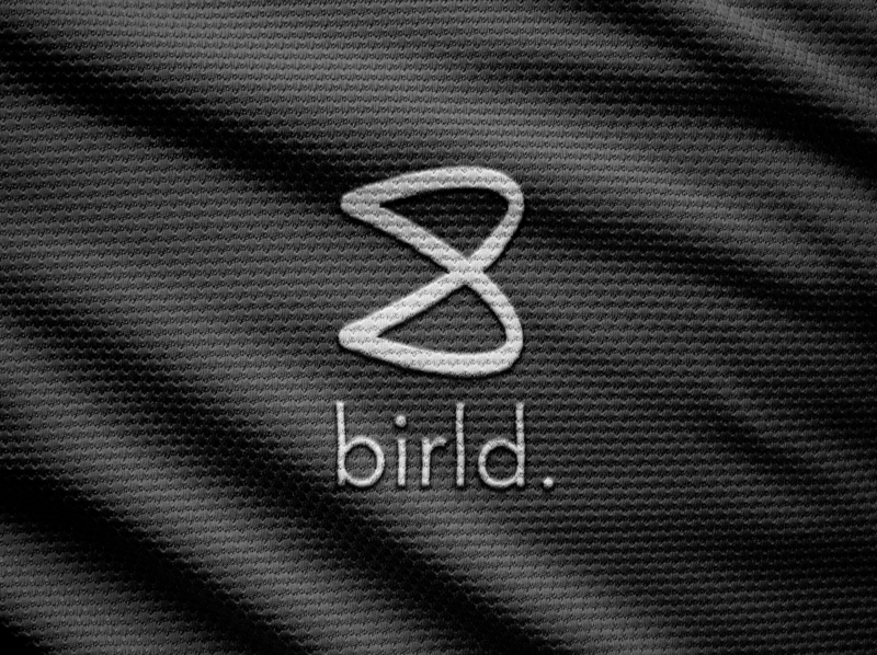 Birld. Cycling Apparel - Branding spin brand design clothing sportswear boutique name wordmark logomark logo graphic design sport fashion menswear apparel cycling activewear outdoor branding design studio