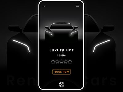 RentALL Cars - Car rental script vector illustration ui design carrentalscript