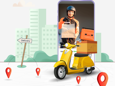 Start your own on-demand food delivery business