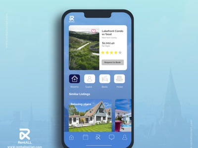 RentALL rentallscript airbnbclonescript airbnbclone