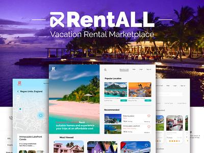 RentALLScript - Vacation rental script | Airbnb clone vacationrentalscript airbnbclonescript airbnbclone
