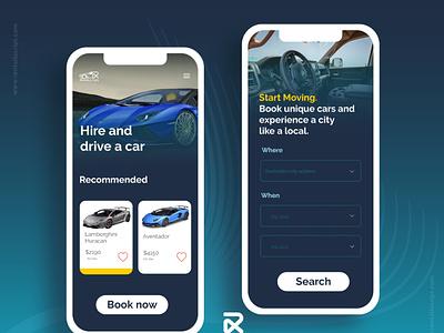 Car rental script - RentALL Cars business carrentalscript