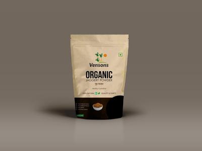 Venson Jaggery Powder Packaging