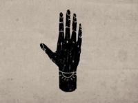 Hand (Camper illustrations serries)