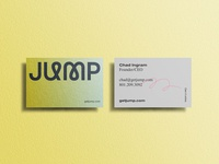 Jump Business Cards