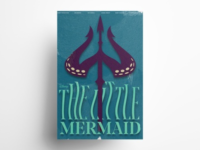 The Little Mermaid Concept Poster