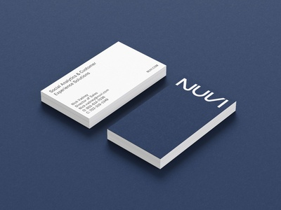 Nuvi business cards