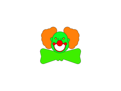 clown pennywise clown illustration figmadesign design figma
