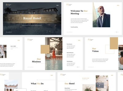 Hotel Powerpoint Presentation Template presentation powerpoint recreation spa island leisure villa beautiful tourism beach holiday relax summer vacation luxury travel tropical resort hotel