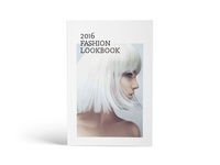 Fashion Lookbook Mock Up