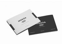 Moksa – Creative Agency Brochure