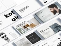 Kotak Interior Design Powerpoint