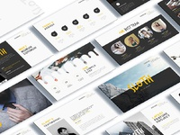 Sloth Creative Agency Keynote Template