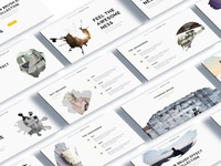Cocoon - Creative Keynote Template