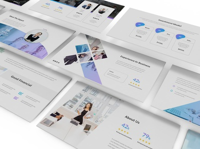Startup Pitch Deck Google Slides Template