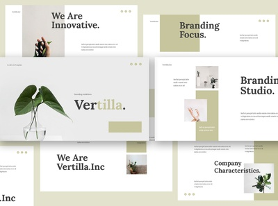 Vertilla-Brand Guideline Keynote