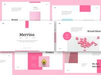 Merrina - Brand Guideline Keynote
