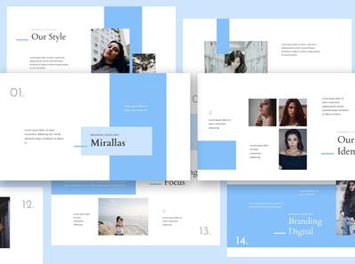 Mirallas Brand Guidelines Keynote