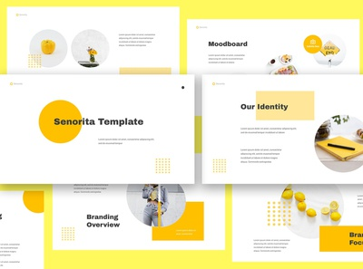 Senorita Brand Guideline Keynote