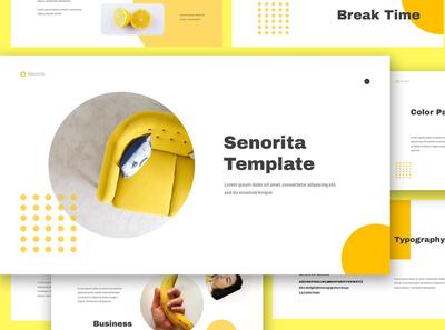 Senorita Brand Guideline GoogleSlide