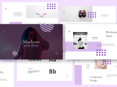 Marlynn Brand Guidelines Keynote