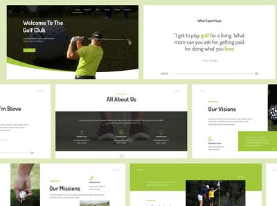 Golfie Golf Powerpoint Presentation