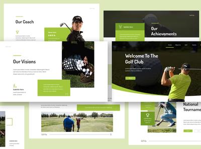 Golfie Golf Keynote Presentation