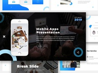 Mobile App Google Slides Proposal