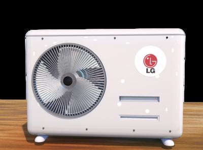 AC 3d model