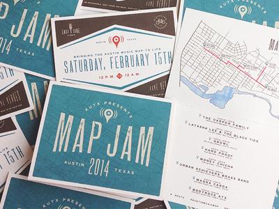 Map Jam Program