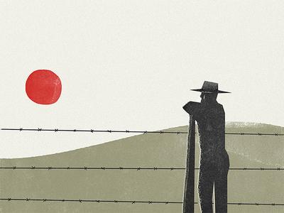 Simple as a Sunrise sunrise illustration