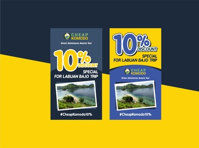 10% Discount Web Banner