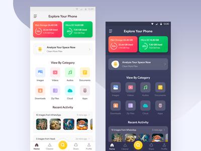 Explore Your Phone App Design